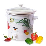 OXONE Slow Cooker [OX-821RO] - Slow Cooker